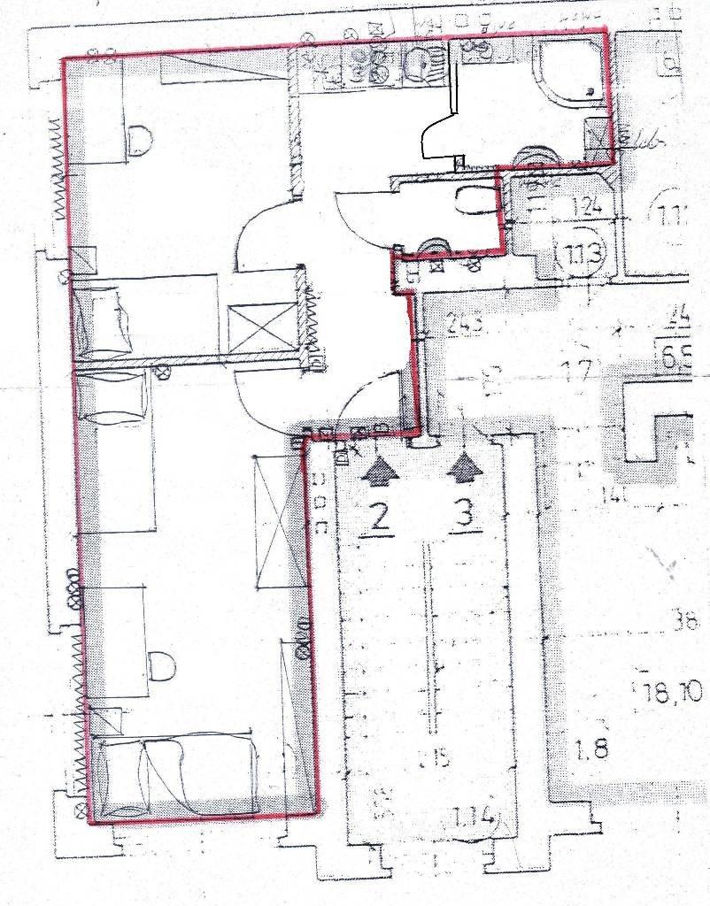 Mieszkanie dwupokojowe na wynajem Kraków, Krowodrza, Oboźna  41m2 Foto 6