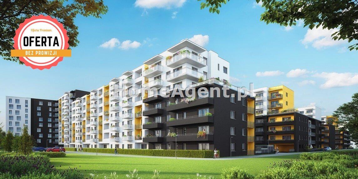 Mieszkanie trzypokojowe na sprzedaż Kraków, Podgórze, Bonarka  59m2 Foto 11