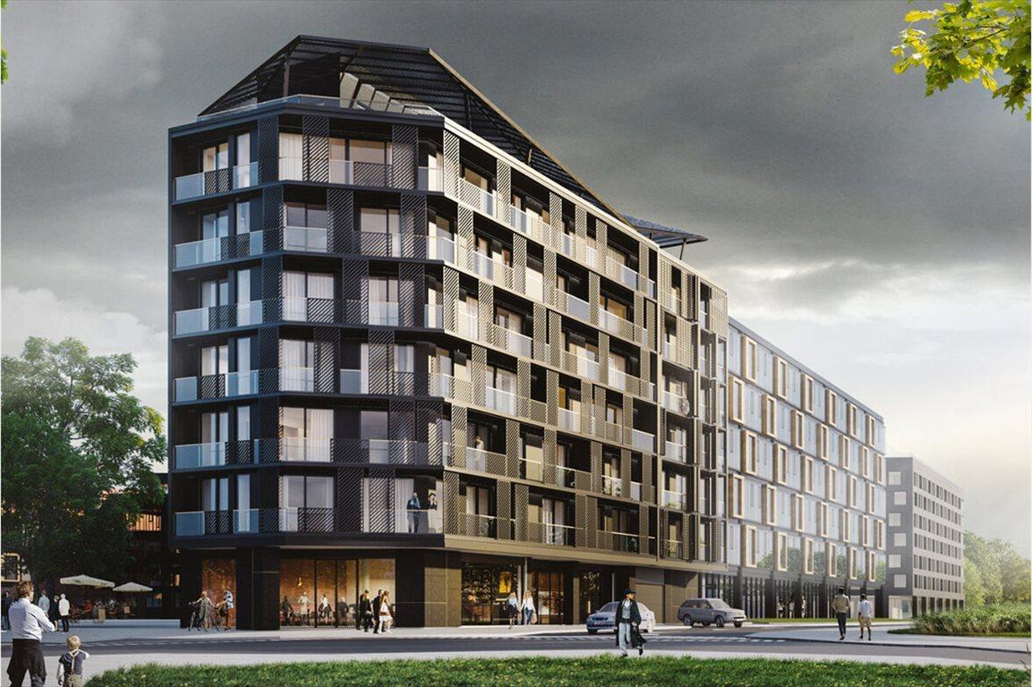 Mieszkanie dwupokojowe na wynajem Warszawa, Śródmieście, Powiśle, Dobra 32  45m2 Foto 1