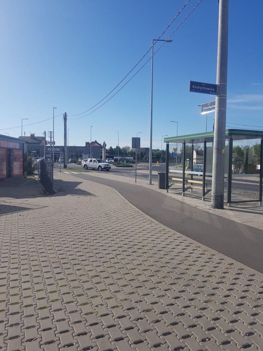 Działka inwestycyjna na sprzedaż Poznań, Nowe Miasto, Starołęka Wielka, Andrychowska  1012m2 Foto 4