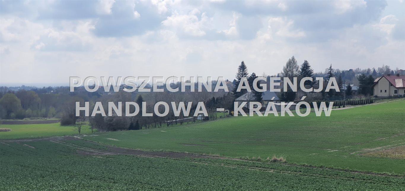 Działka budowlana na sprzedaż Kocmyrzów  1200m2 Foto 4