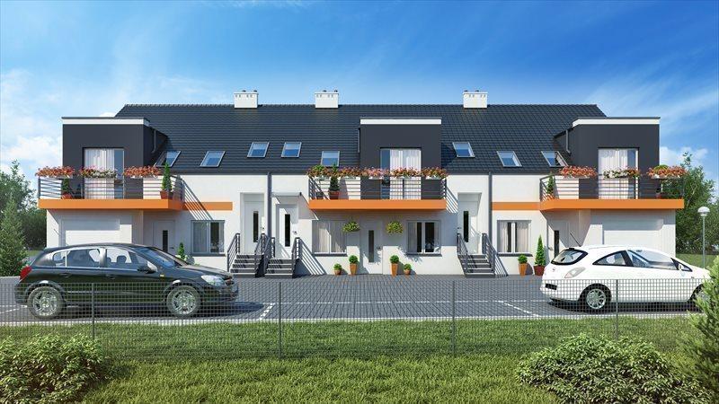 Mieszkanie trzypokojowe na sprzedaż Wrocław, Krzyki, Pięćdziesięciu Bohaterów  60m2 Foto 1