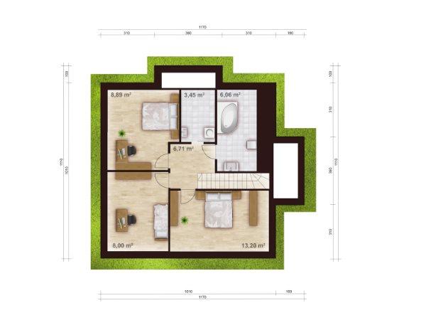 Dom na sprzedaż CZECHOWICE DZIEDZICE  138m2 Foto 7