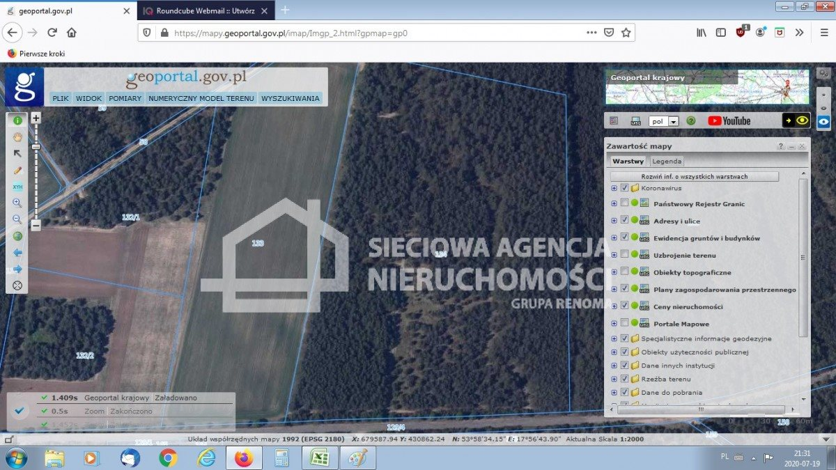 Działka rolna na sprzedaż Wdzydze Tucholskie  63500m2 Foto 6