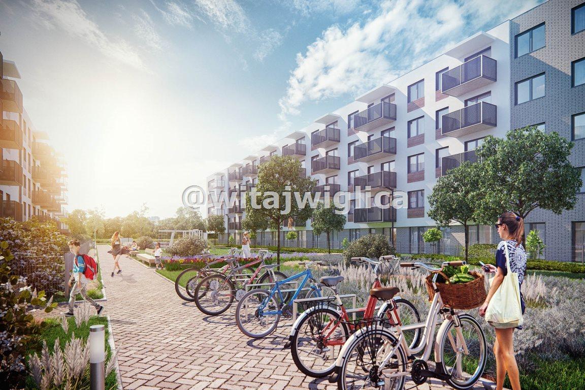 Mieszkanie dwupokojowe na sprzedaż Wrocław, Krzyki, Klecina, Jutrzenki  49m2 Foto 9