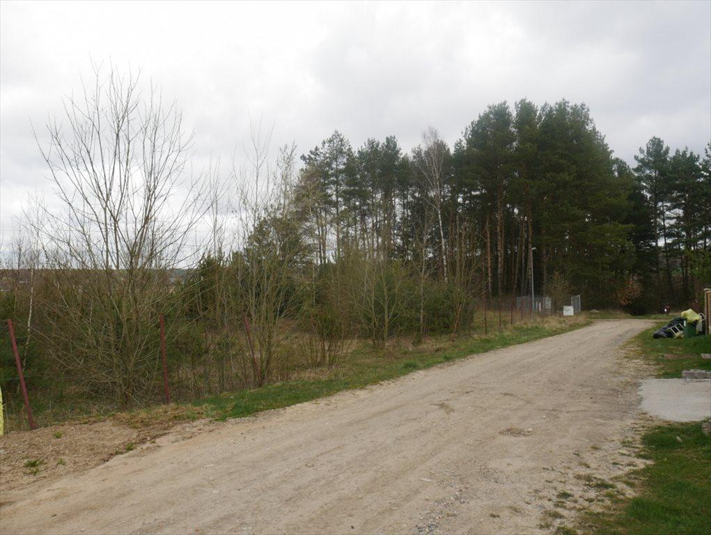 Działka budowlana na sprzedaż Strzepcz, ks. Blocków  1529m2 Foto 3