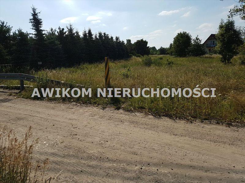 Działka budowlana na sprzedaż Żabia Wola, Żelechów  1446m2 Foto 3