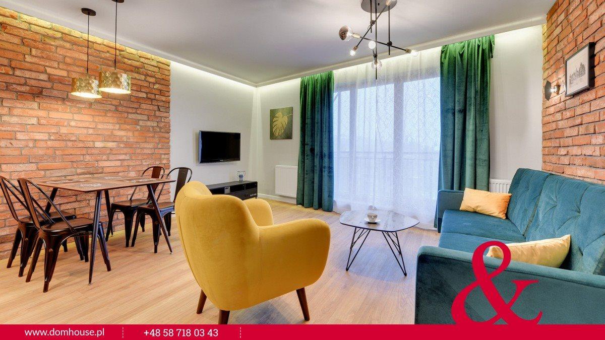 Mieszkanie dwupokojowe na wynajem Gdańsk, Śródmieście, Chmielna  44m2 Foto 2