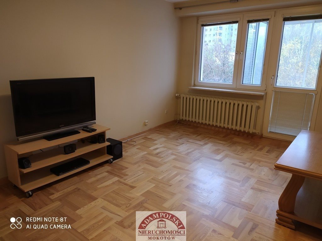 Mieszkanie trzypokojowe na sprzedaż Warszawa, Mokotów, Służew, Sonaty  62m2 Foto 2