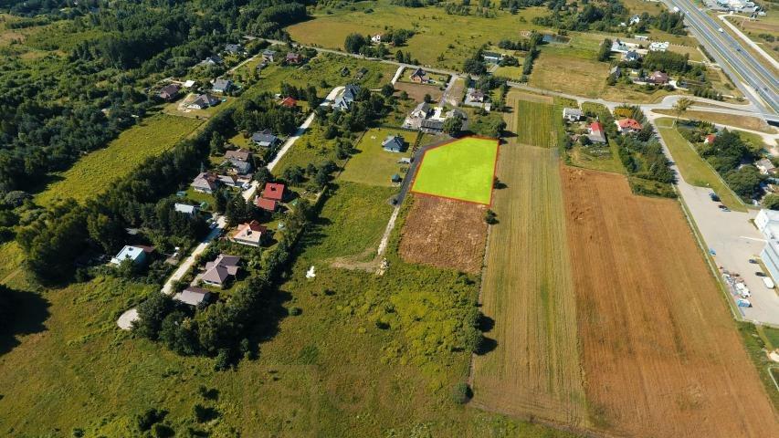 Działka budowlana na sprzedaż Radziejowice-Parcel  3000m2 Foto 2