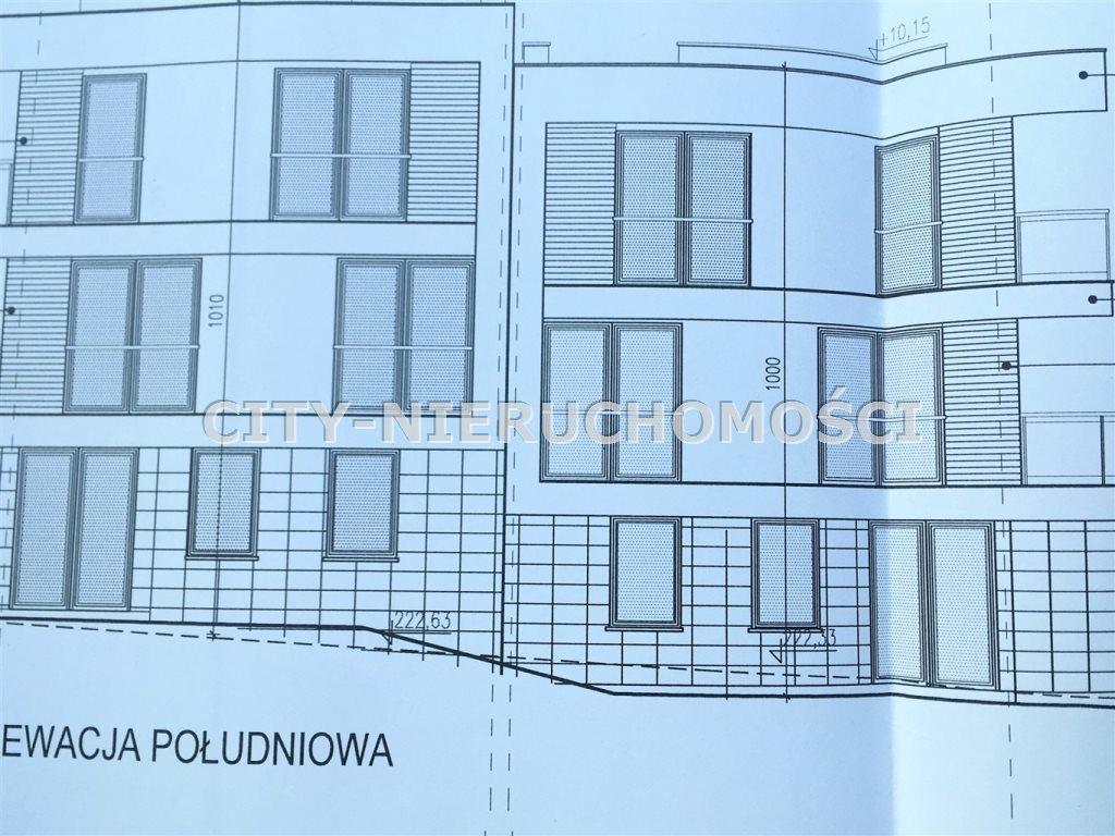 Działka budowlana na sprzedaż Kraków, Podgórze  1254m2 Foto 1