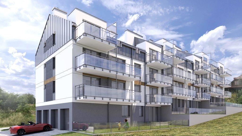 Mieszkanie czteropokojowe  na sprzedaż Rzeszów, Staroniwska  65m2 Foto 3