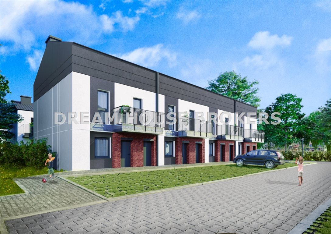 Mieszkanie trzypokojowe na sprzedaż Rzeszów, Biała, Świętojańska  51m2 Foto 2