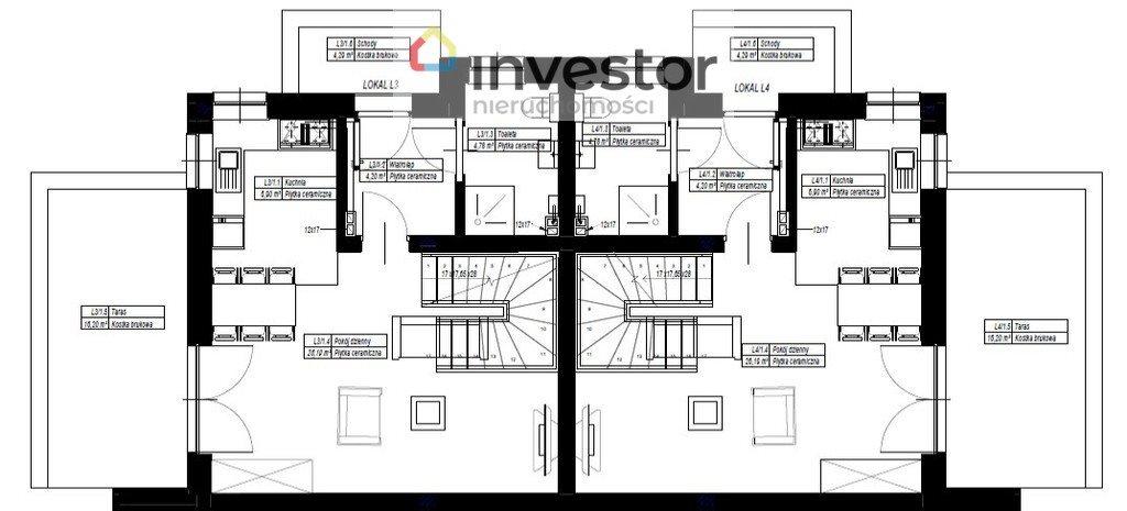 Mieszkanie czteropokojowe  na sprzedaż Kluczbork, Kantora  83m2 Foto 4