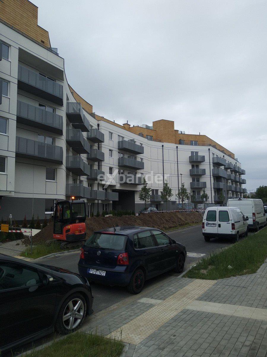 Mieszkanie dwupokojowe na sprzedaż Poznań, Malta  36m2 Foto 5