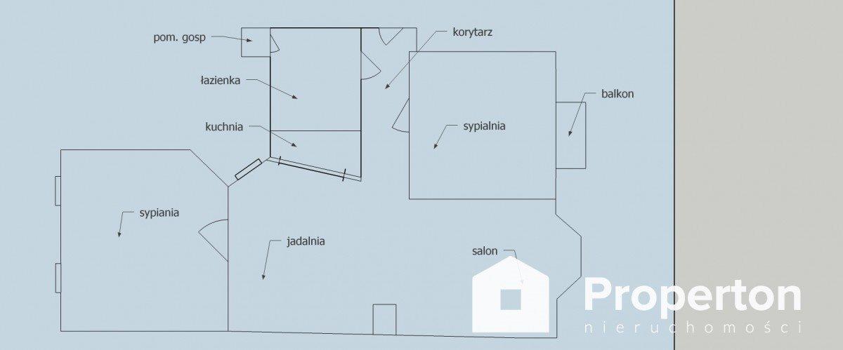Mieszkanie czteropokojowe  na sprzedaż Grudziądz  126m2 Foto 10