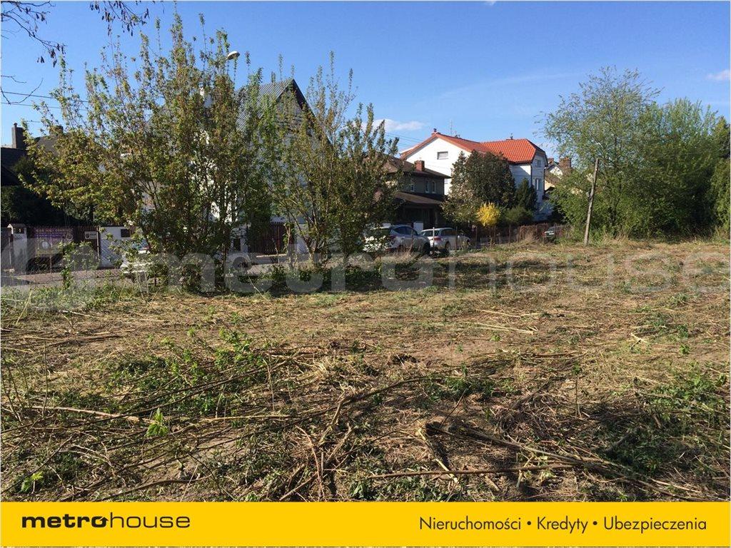Działka budowlana na sprzedaż Warszawa, Bemowo  1154m2 Foto 3