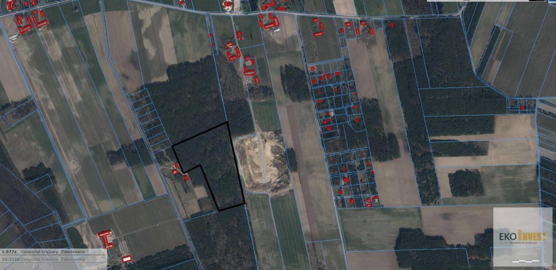 Działka rolna na sprzedaż Serock  57400m2 Foto 1