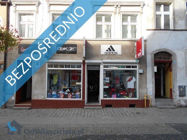 Lokal użytkowy na sprzedaż Darłowo, Powstańców Warszawskich 12  65m2 Foto 1