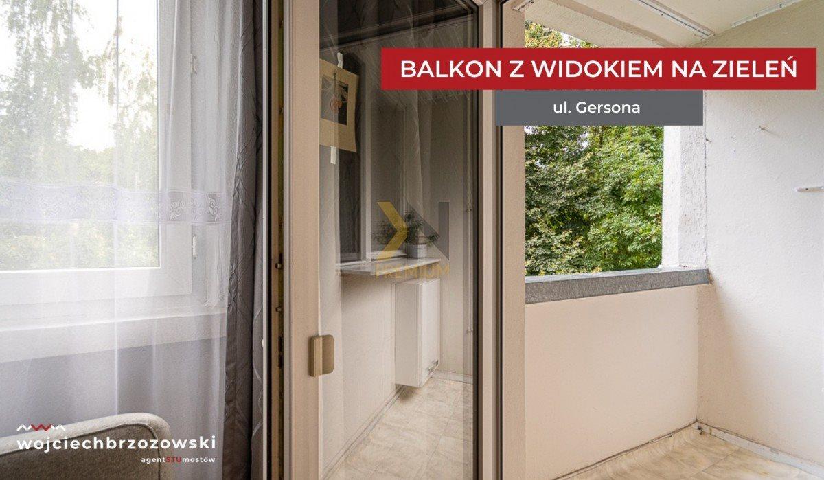 Mieszkanie trzypokojowe na sprzedaż Wrocław, Biskupin, Wojciecha Gersona  48m2 Foto 5