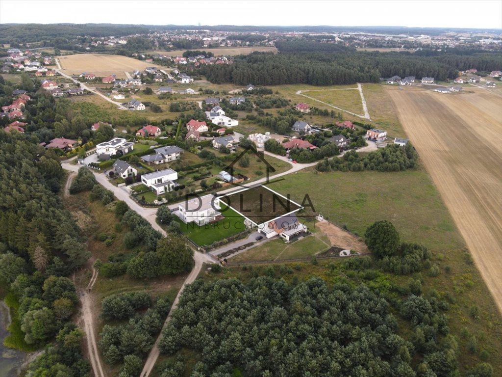 Działka budowlana na sprzedaż Gdańsk, Osowa, Chełmińska  1282m2 Foto 2