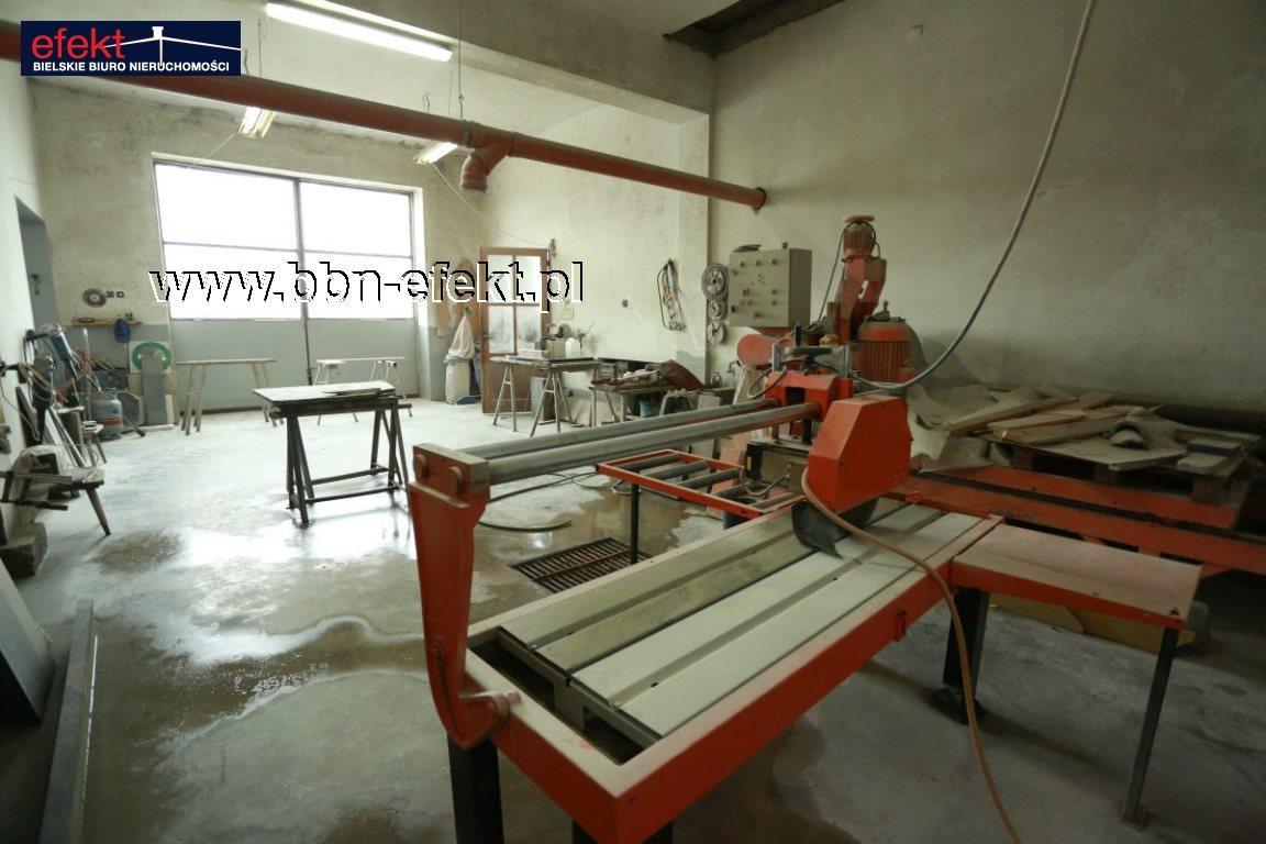 Lokal użytkowy na sprzedaż Bielsko-Biała, Lipnik  1500m2 Foto 7