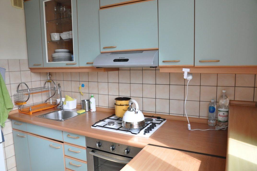 Mieszkanie trzypokojowe na wynajem Wrocław, Wrocław-Śródmieście, Bacciarellego  56m2 Foto 5