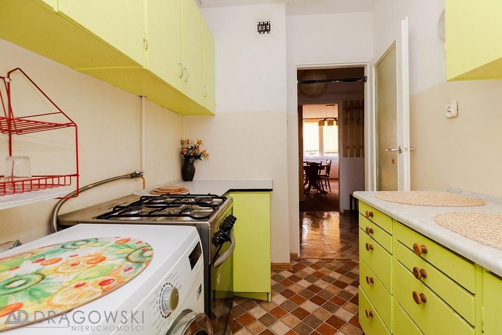 Mieszkanie trzypokojowe na sprzedaż Warszawa, Praga-Południe, Saska Kępa, Afrykańska  45m2 Foto 1