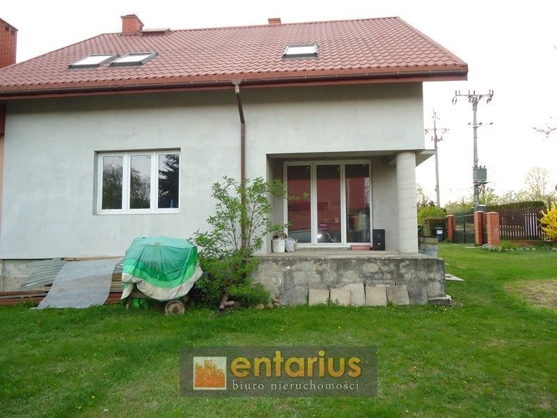 Dom na sprzedaż Serock, Pogorzelec  136m2 Foto 1