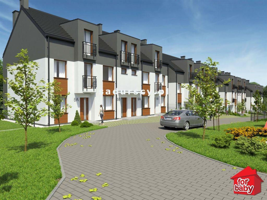 Mieszkanie trzypokojowe na sprzedaż Wieliczka, Starowiejska  59m2 Foto 4