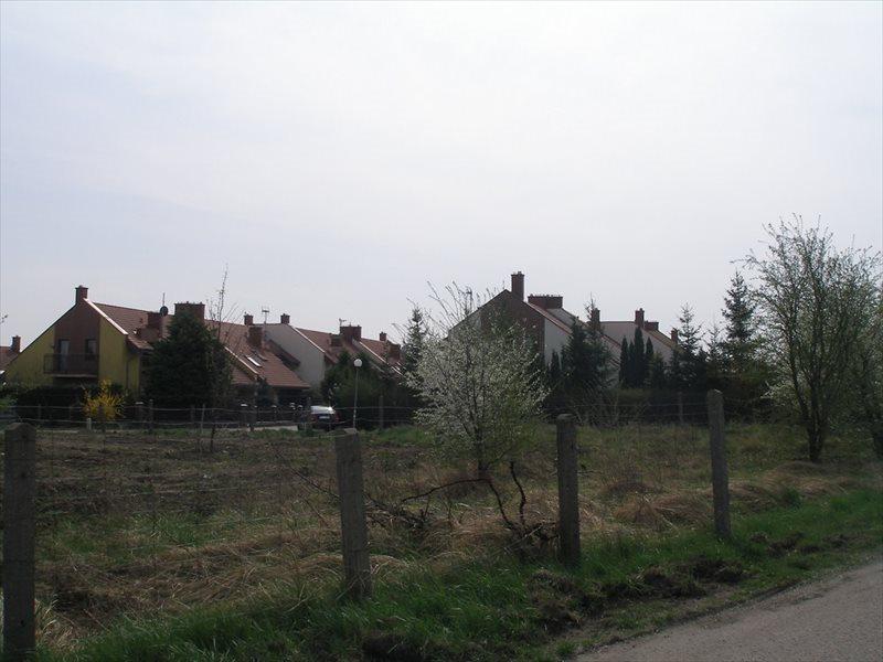 Działka budowlana na sprzedaż Mierzyn  1121m2 Foto 5