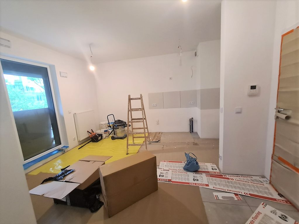 Mieszkanie dwupokojowe na sprzedaż Warszawa, Mokotów, Służewiec, Taśmowa  36m2 Foto 11