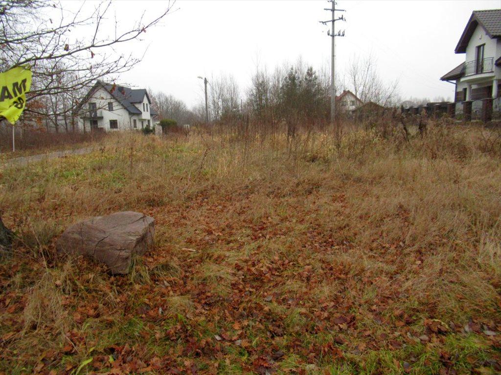 Działka budowlana na sprzedaż Tumlin-Dąbrówka, Świerkowa  892m2 Foto 3