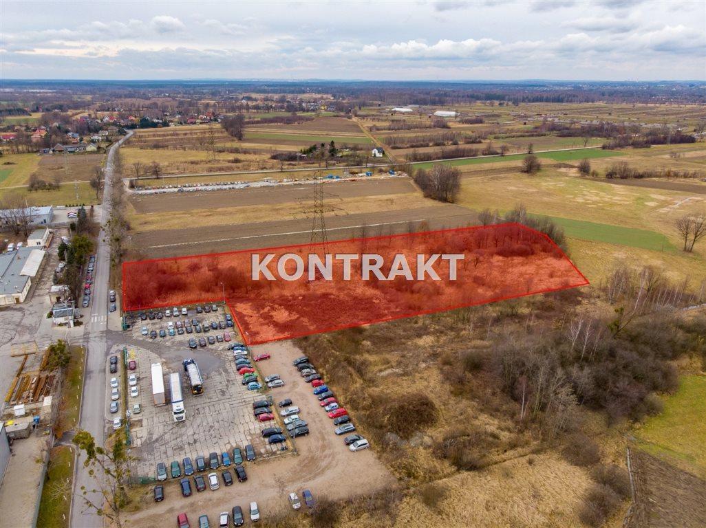Działka inna na sprzedaż Brzezinka, Pławska  16405m2 Foto 8