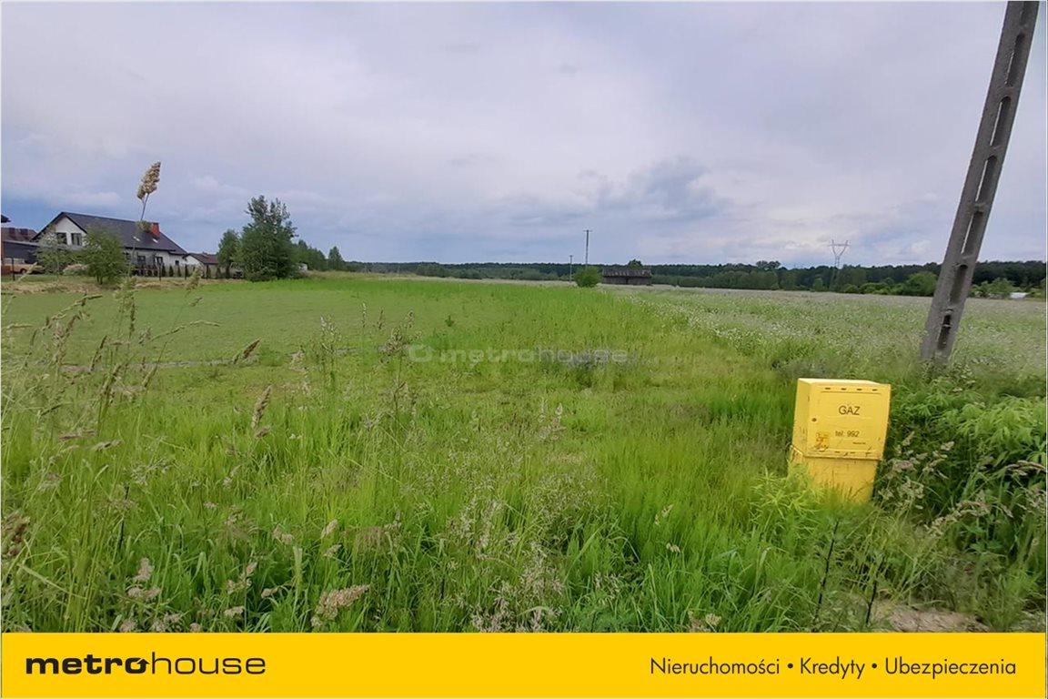 Działka rolna na sprzedaż Milejowice, Zakrzew  1425m2 Foto 2