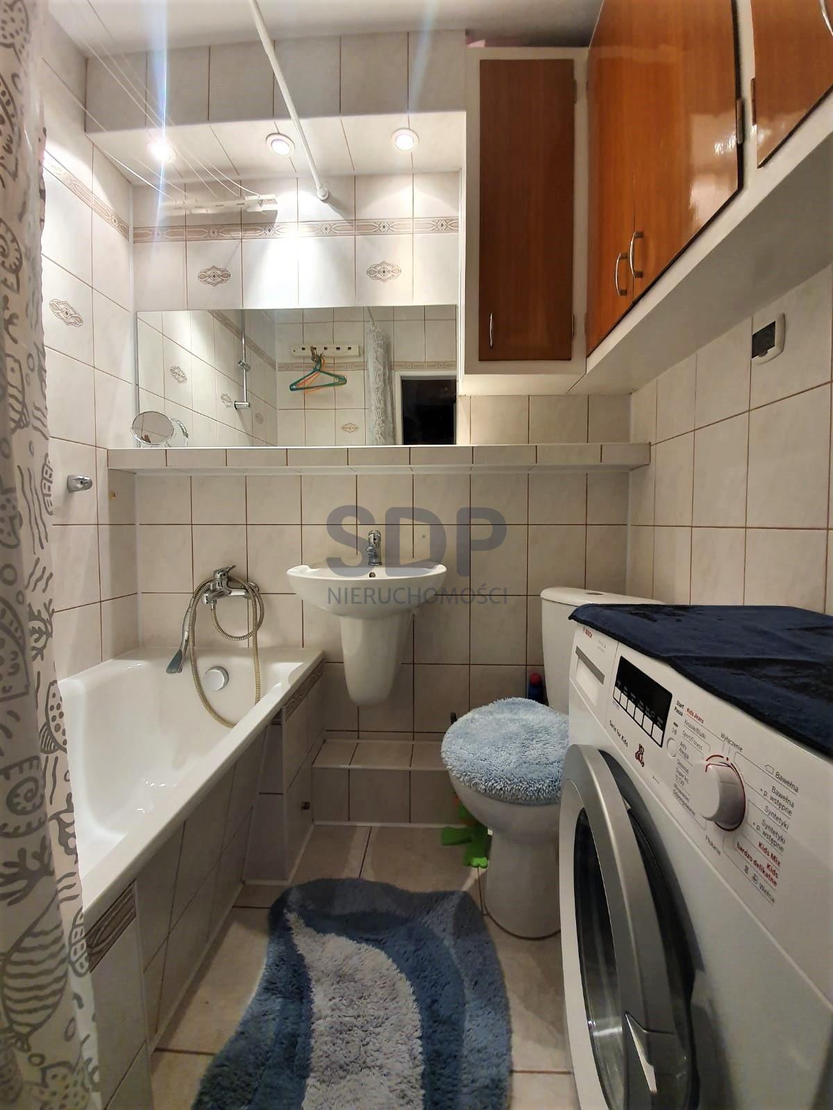 Mieszkanie dwupokojowe na wynajem Wrocław, Stare Miasto, Szczepin, Głogowska  42m2 Foto 9