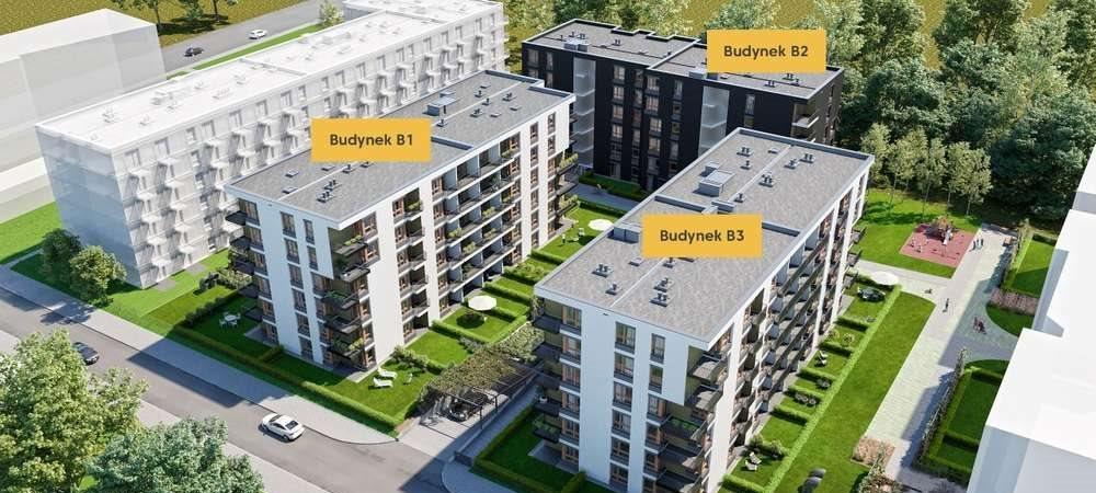 Mieszkanie dwupokojowe na sprzedaż Poznań, Jeżyce, poznań  52m2 Foto 3