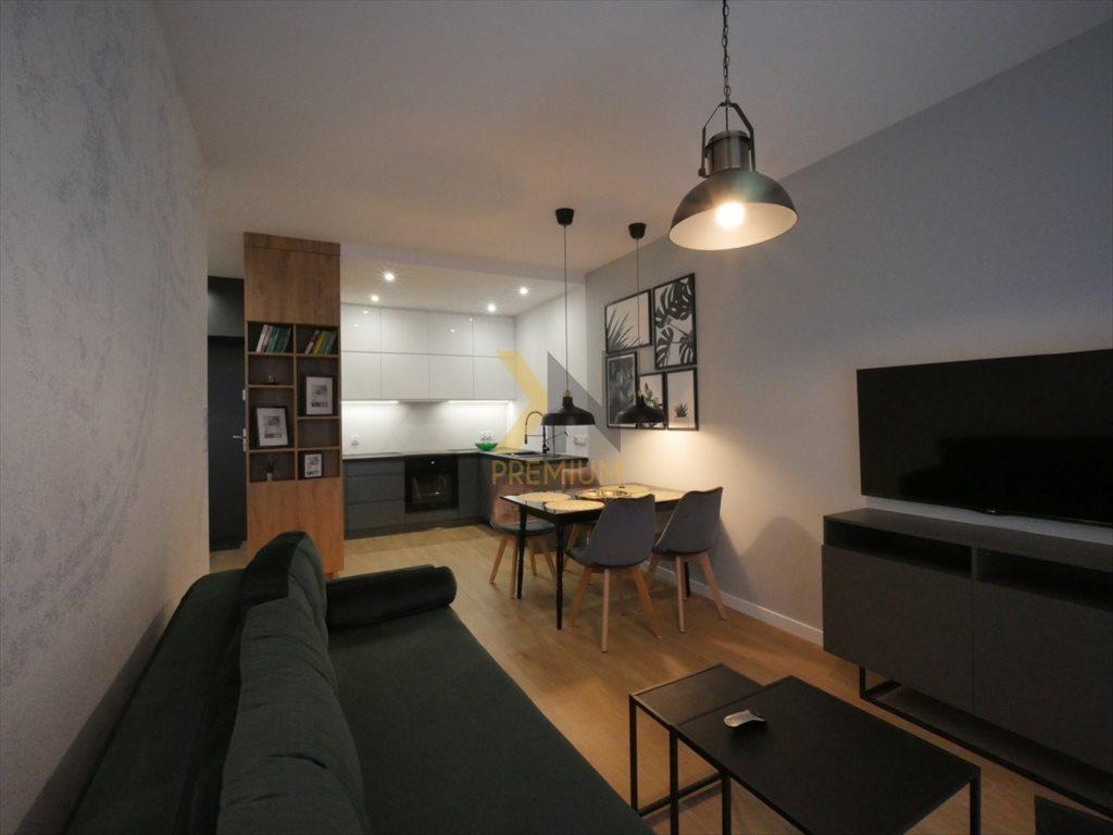 Mieszkanie dwupokojowe na sprzedaż Wrocław, Szczepin, Kępa Mieszczańska  39m2 Foto 2
