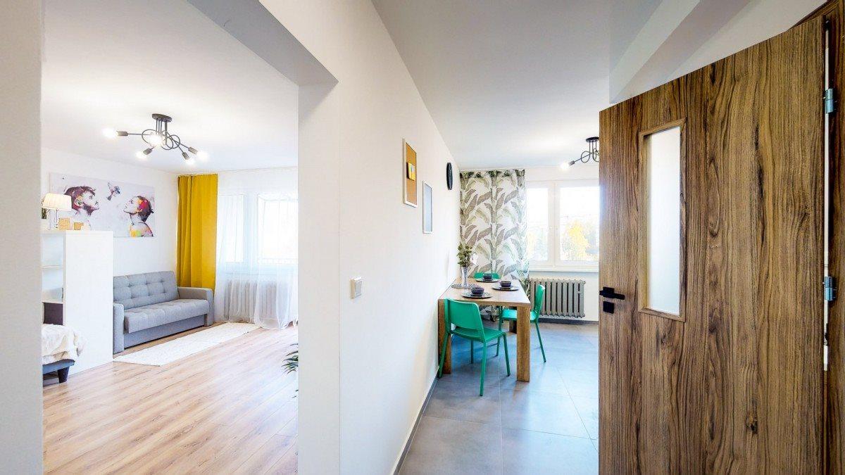 Mieszkanie czteropokojowe  na sprzedaż Kraków, Kurdwanów, Marii i Bolesława Wysłouchów  66m2 Foto 9
