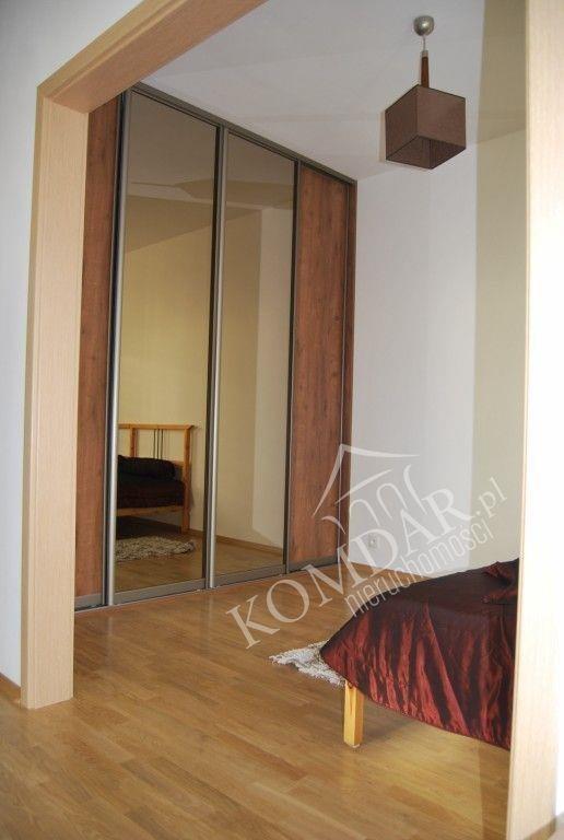 Mieszkanie dwupokojowe na wynajem Warszawa, Wilanów, Sarmacka  45m2 Foto 5