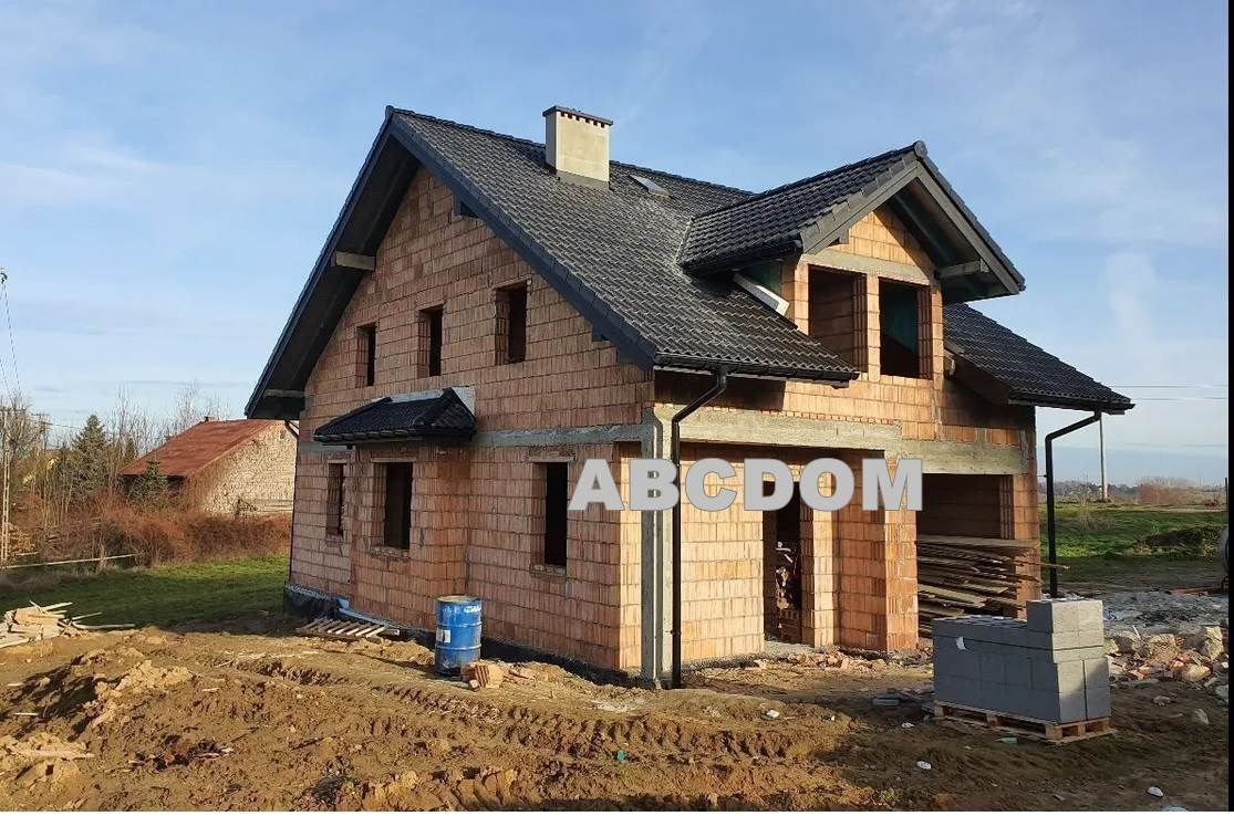 Dom na sprzedaż Zagórze, Zagórze/ Wieliczka  129m2 Foto 1