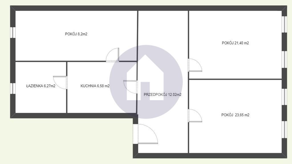 Mieszkanie trzypokojowe na sprzedaż Świdnica  85m2 Foto 9