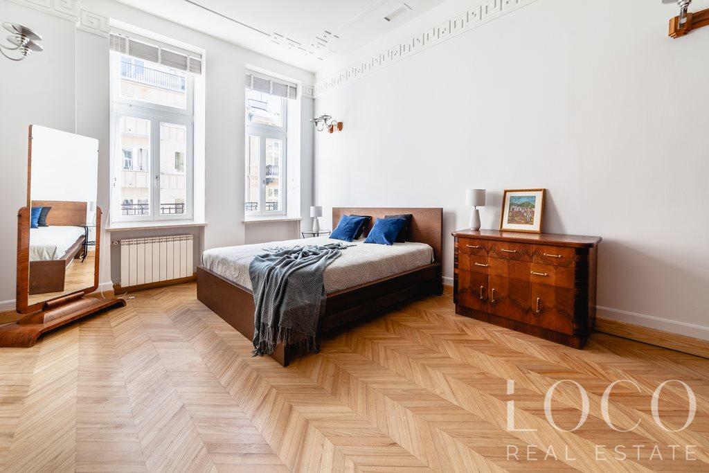 Mieszkanie trzypokojowe na wynajem Warszawa, Śródmieście, Mokotowska  94m2 Foto 11