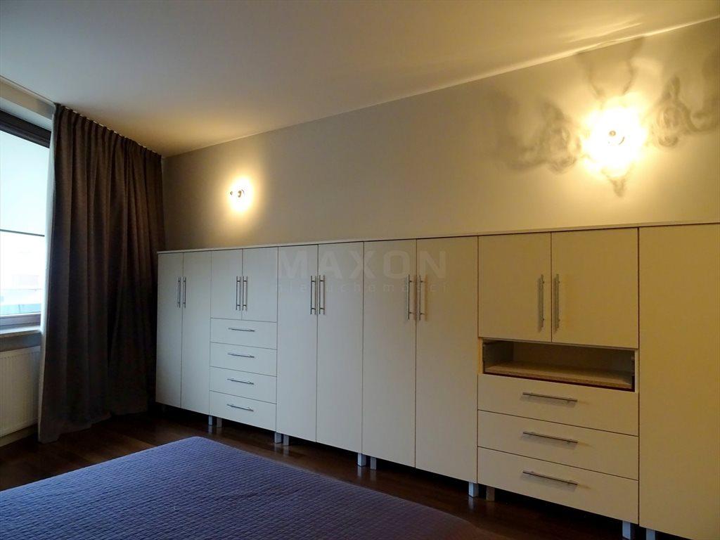 Mieszkanie trzypokojowe na wynajem Warszawa, Wilanów, Sarmacka  109m2 Foto 12