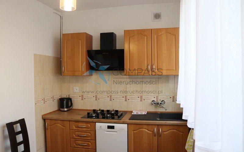 Mieszkanie dwupokojowe na sprzedaż Poznań, Grunwald, Łazarz  55m2 Foto 3
