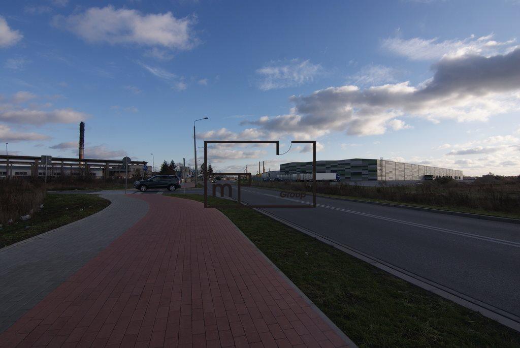Działka przemysłowo-handlowa pod dzierżawę Wyszków, Leśna  35000m2 Foto 2