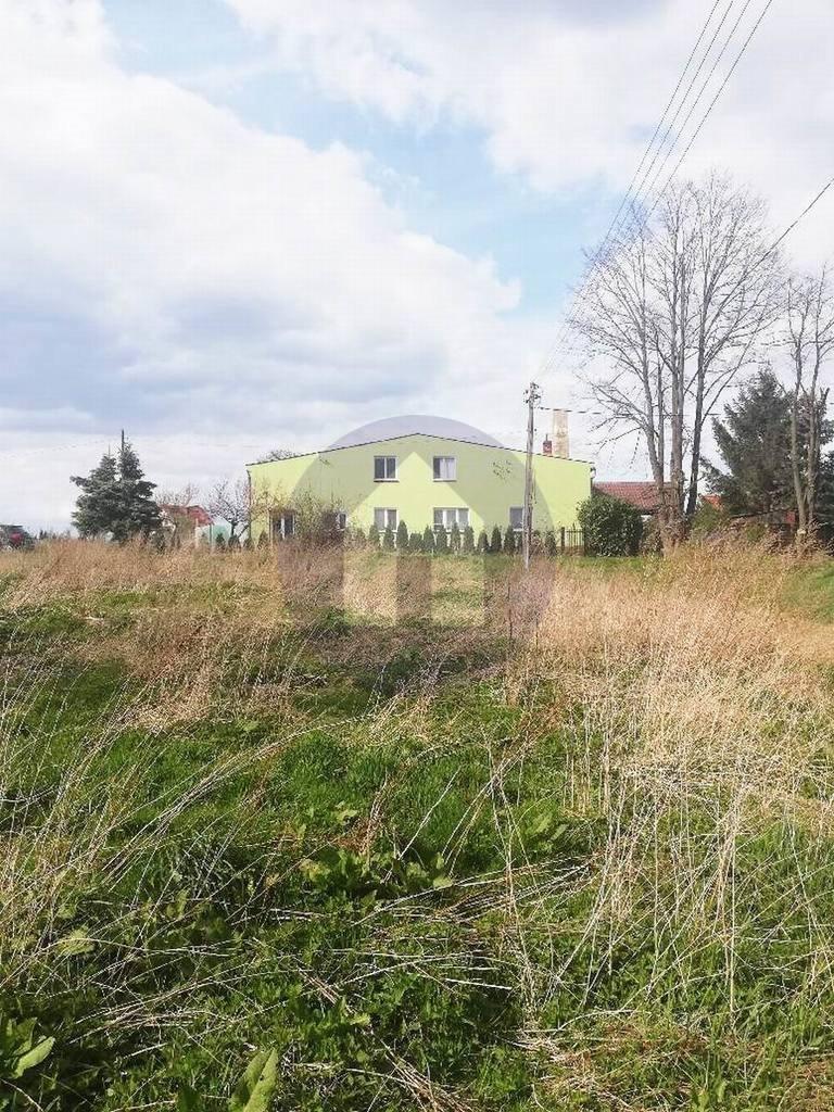 Działka budowlana na sprzedaż Grzybiany  1000m2 Foto 2