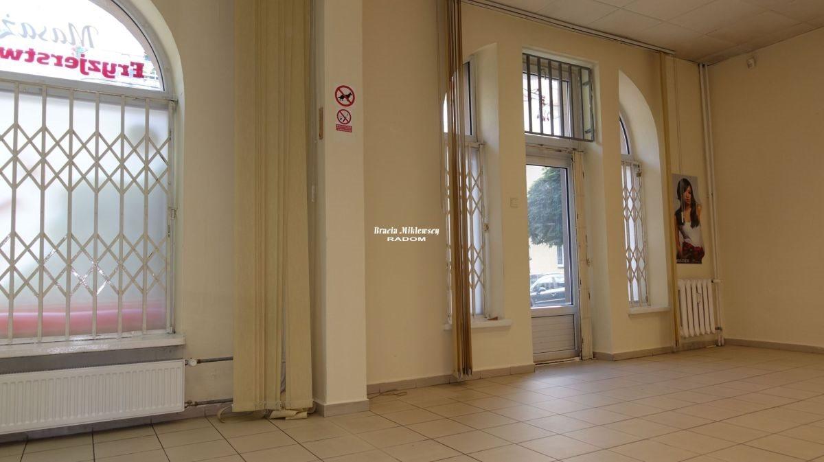 Lokal użytkowy na wynajem Radom, Centrum, Wyszyńskiego  63m2 Foto 3