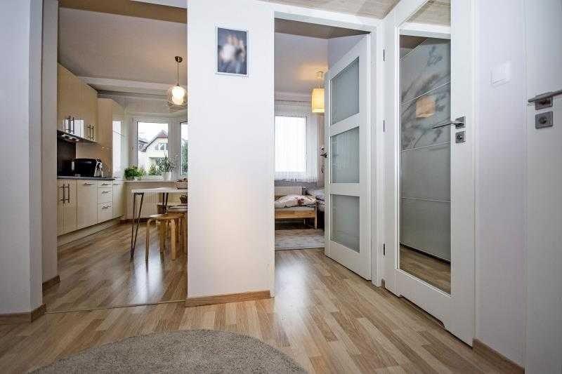 Mieszkanie trzypokojowe na wynajem Gdynia, Leszczynki, Aleksandra Majkowskiego  62m2 Foto 11