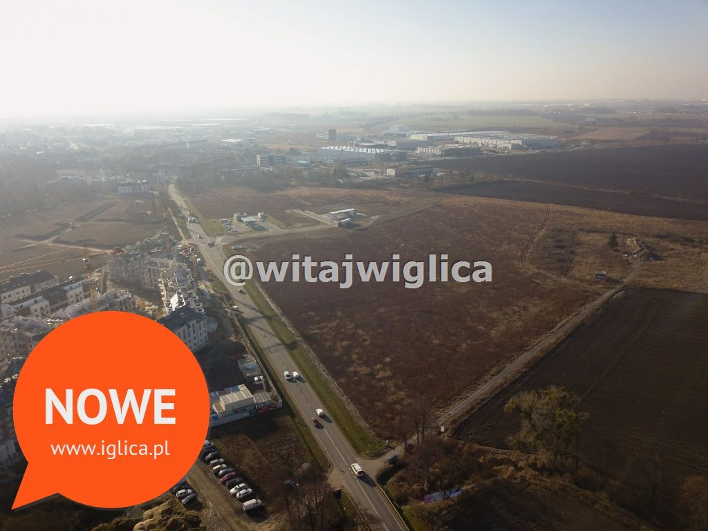 Działka inwestycyjna na sprzedaż Wrocław, Fabryczna, Oporów  9900m2 Foto 2